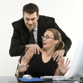 work Sexual harassment at